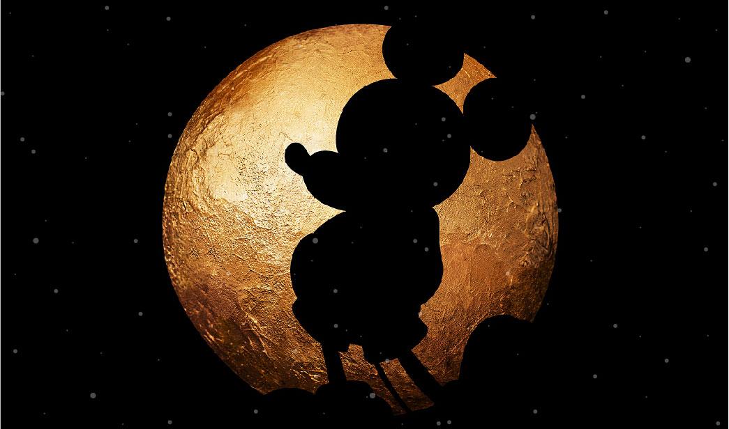 集和联手迪士尼